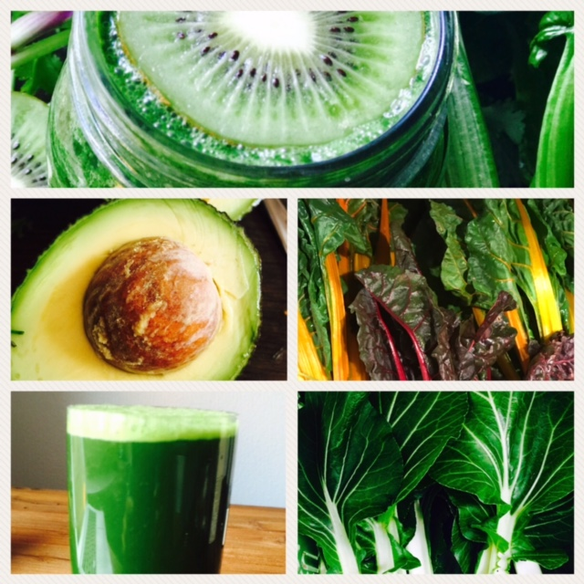 leafy green for juicing and smoothies